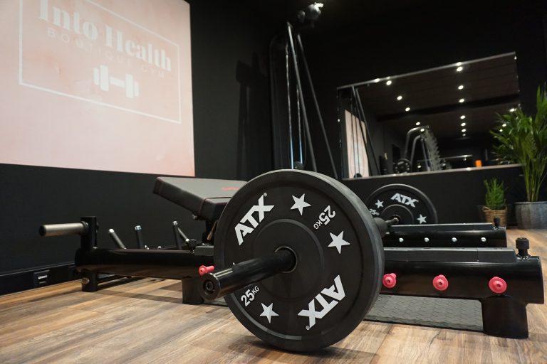 into health boutique gym